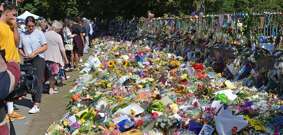 Neuseeland Terror Detail: Attentat Von Christchurch: Wer Den Terror Ausschlachtet