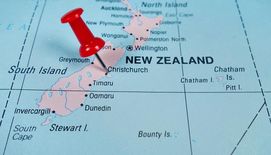 Neuseeland Terror Detail: Anschlag In Christchurch