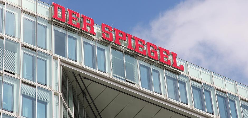 Krise des journalismus der spiegel und seine for Der spiegel deutsche ausgabe