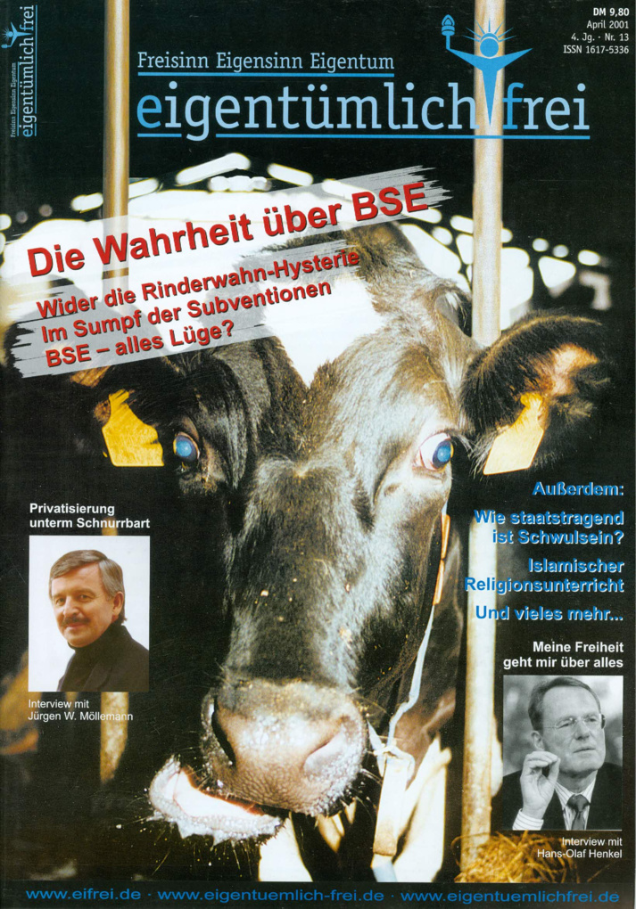 Cover: ef13